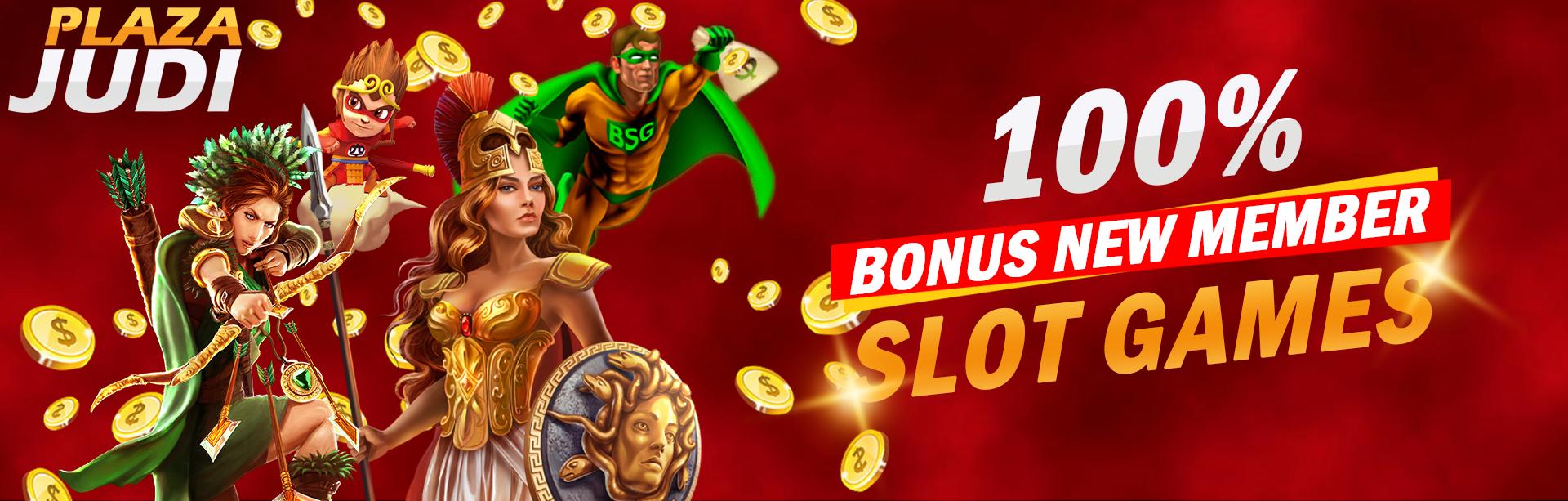 welcome-bonus-slot-100
